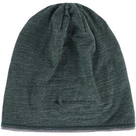 Klättermusen Eir Beanie Spruce Green/Grey Melange